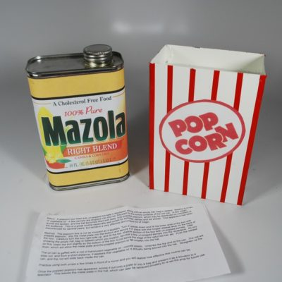 Popcorn Appear