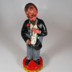 Rob Allen Magician Statue 1980