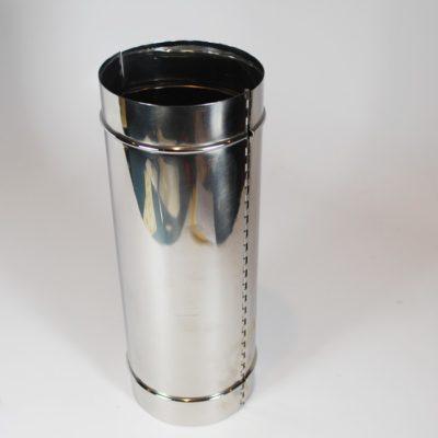 Stainless steel Genii Tube: mint! Zip magic New York