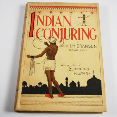 Indian Conjuring by Major L.H. Branson