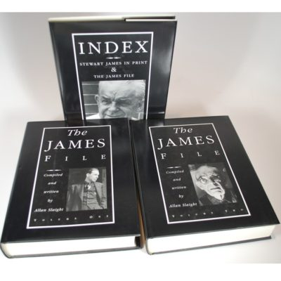 The James Files book one, two and index: 2000
