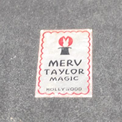 Merv Taylor Giant and Dwarf: original and near mint!