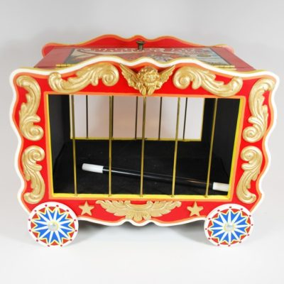 Twin Dove Production Circus Wagon: Ed Mcdonald: Beautiful