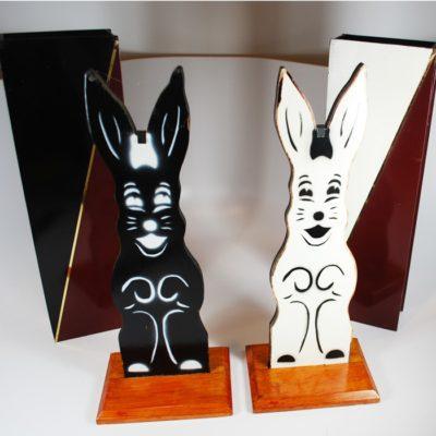 Vintage Jumbo Hippity Hop Rabbits