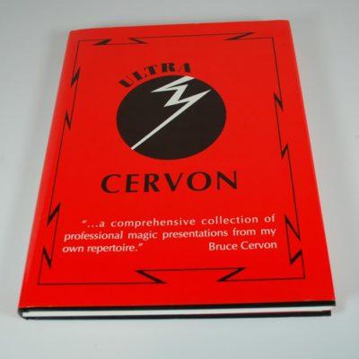 Ultra Cervon 1990 fist edition