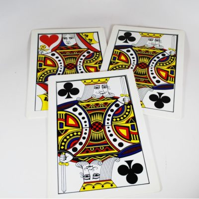 Dave Powell Jumbo Three Card Monte