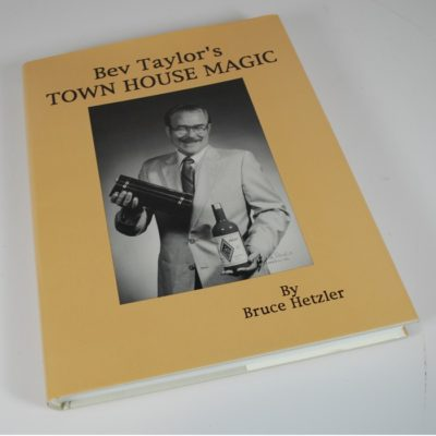 Bev Taylor's Town House Magic 1st edition