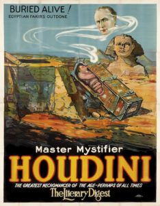 Houdini: A few uncommon facts. Last in our three part series