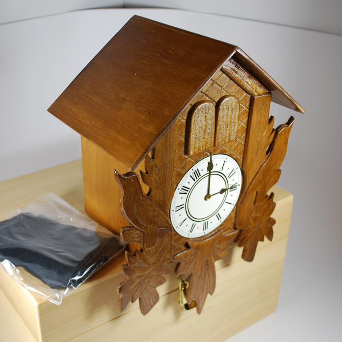 Losander Floating Coo Coo Clock Special Order Only One