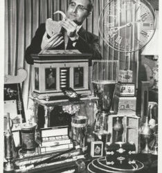 """Magic Collectibles Acquires the 75 Year Collection of Dr. Richard """"Doc"""" Mossey"""
