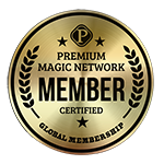 Magic Collectibles is a Gold Member of the Premium Magic Network
